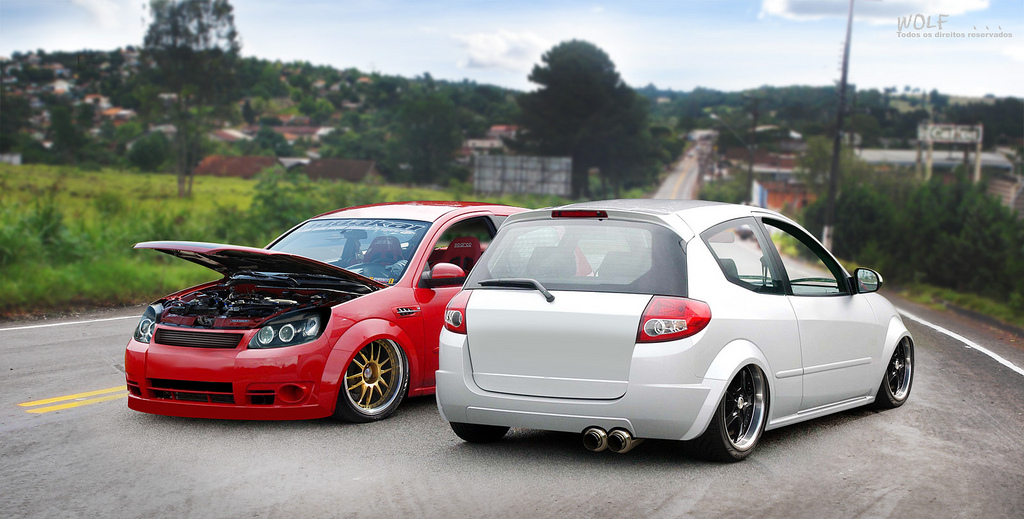 Tuning samochodów