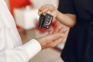Auta dostawcze – również z wypożyczalni
